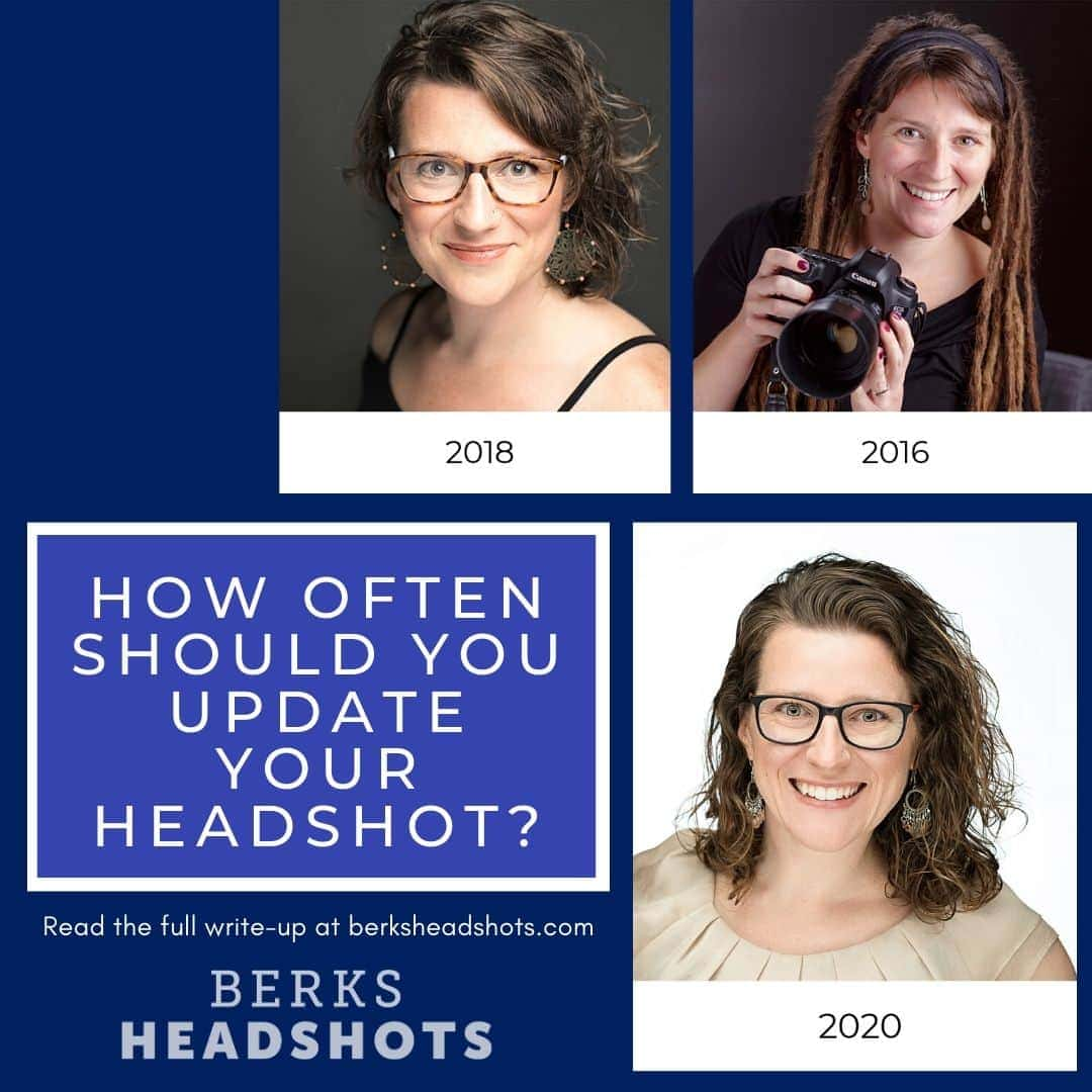 how often do you need to get a headshot